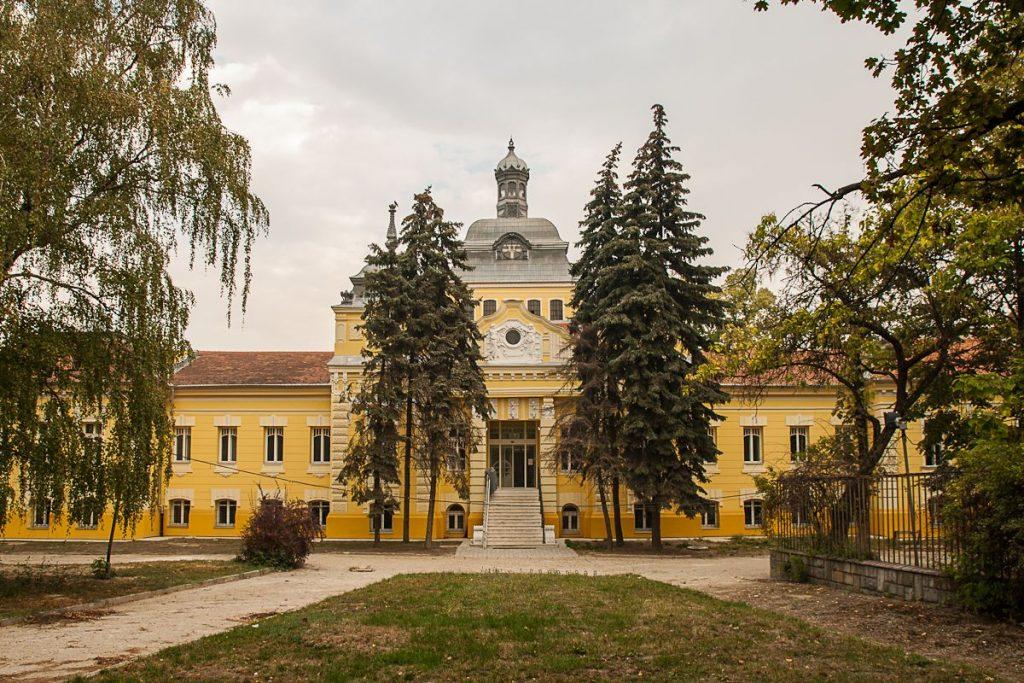 Završeni radovi na specijalnoj bolnici za reumatske bolesti Jodna banja u Novom Sadu