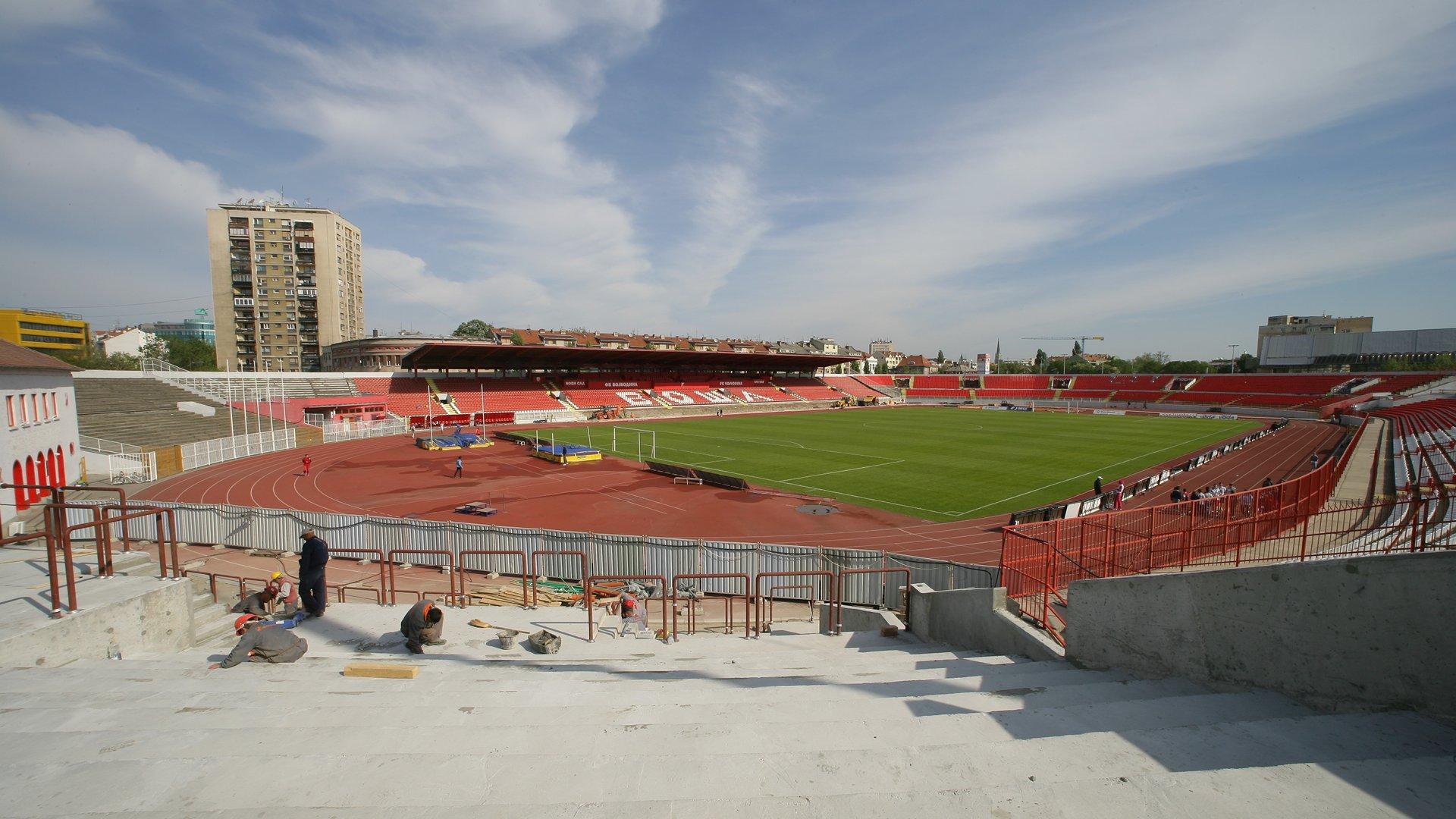 """Stadion """"Karađorđe"""""""